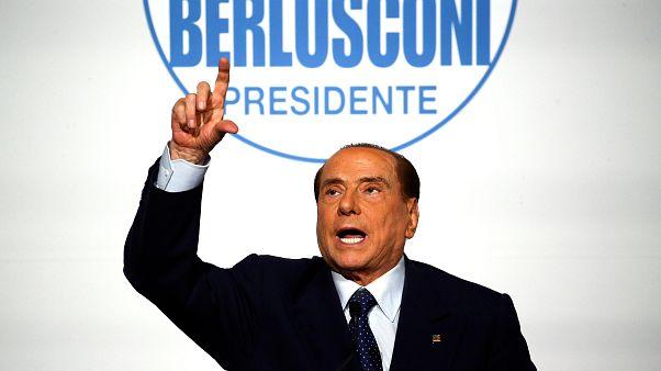 Berlusconi, di nuovo in campo