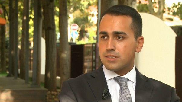 Luigi Di Maio, otro joven político con ganas de hacer historia