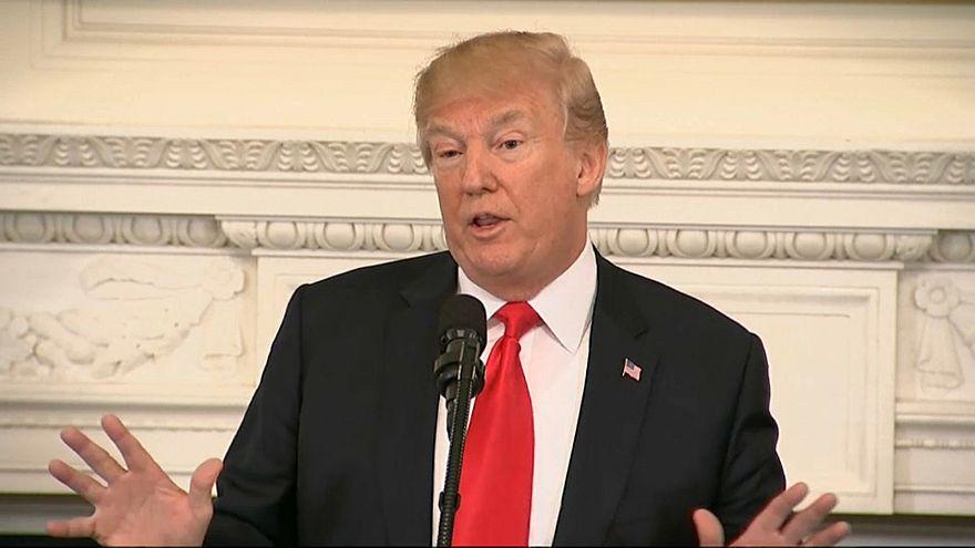 Trump sulla graticola delle armi
