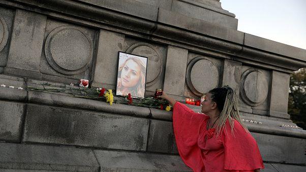 Βαρύ πένθος στη Βουλγαρία για τη δολοφονία της Μαρίνοβα