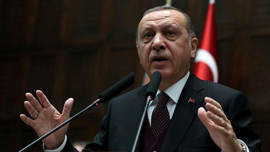 """Macron zu Erdogan: """"Waffenruhe in Syrien gilt auch für Afrin"""""""