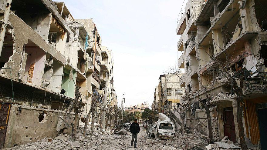 Συρία: Συνεχίζονται οι επιθέσεις στην ανατολική Γούτα