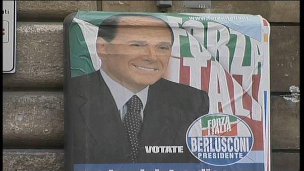"""Berlusconi, """"l'immortel"""" de la politique"""