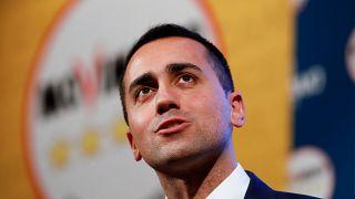 Italie : Luigi Di Maio, l'étoile filante