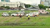 سقوط دو مسافرقاچاقی از هواپیمایی به مقصد نیویورک