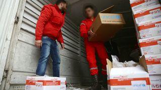 BM raporu: İnsani yardım görevlileri Suriyeli kadınlara cinsel birliktelik teklif ediyor