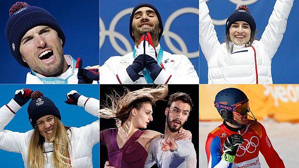 Jeux olympiques : les Bleus se confient à euronews
