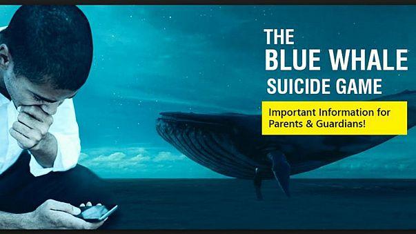 لعبة الحوت الأزرق تودي بحياة 10 أطفال
