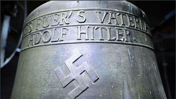 ناقوس تقدیم شده به هیتلر در شهر میماند
