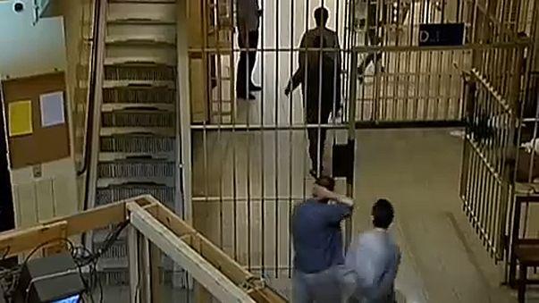 Vida dura no interior das prisões europeias