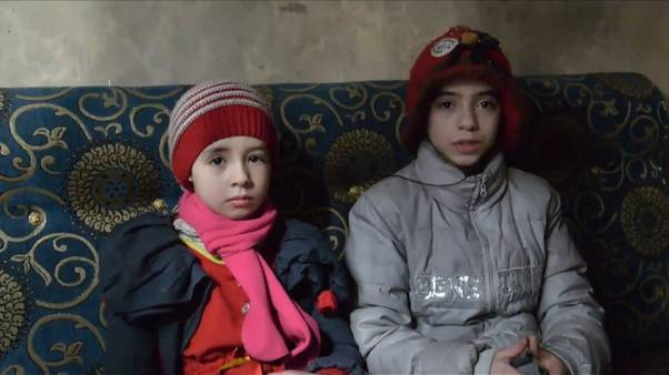 La infancia perdida en Guta Oriental
