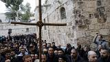 Israel backtracks in church tax row
