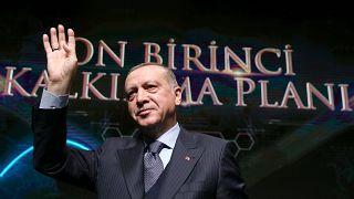 Erdogan fustigé pour avoir incité une enfant au martyr