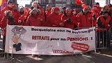 Belgique : bras de fer autour des retraites