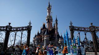 Bővül a párizsi Disneyland