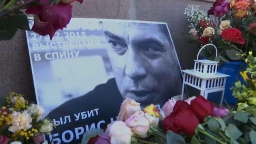 Három éve ölték meg Borisz Nyemcovot