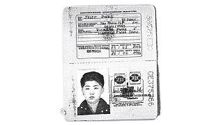 عکس گذرنامه تقلبی کیم جونگ اون