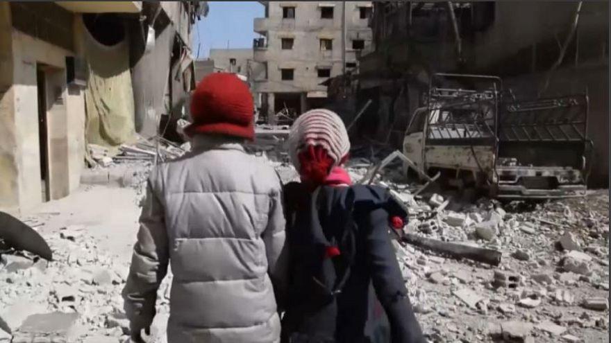 Ghouta: la strage degli innocenti