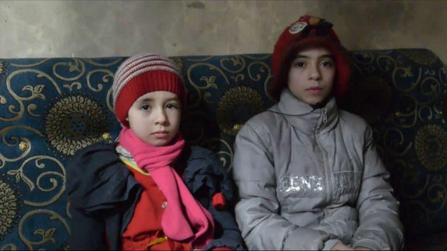 Doğu Gutalı kız kardeşlerden dünyaya çağrı: Bizi duyun