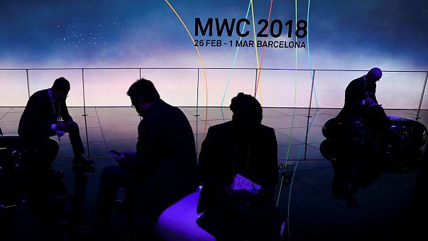 Congresso Mundial das Comunicações Móveis em Barcelona