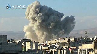 """Syrie : """"la Russie à la fois pyromane et pompier"""""""