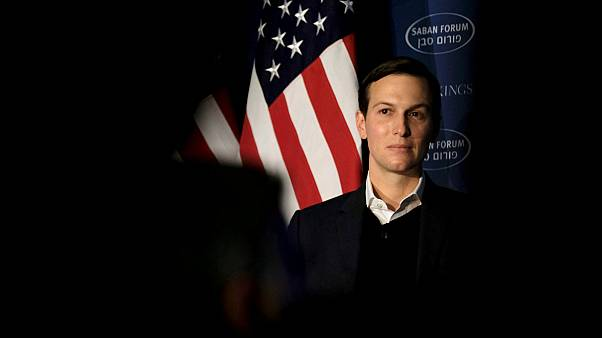 Trump son-in-law's security clearance is downgraded
