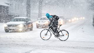 Rekord-Kälte in Europa: Mindestens 24 Tote