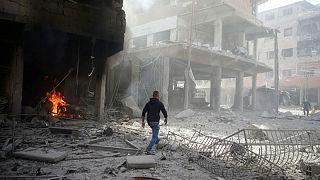 سازمان ملل: کره شمالی تجهیزات ساخت سلاح شیمیایی به سوریه فرستاده است