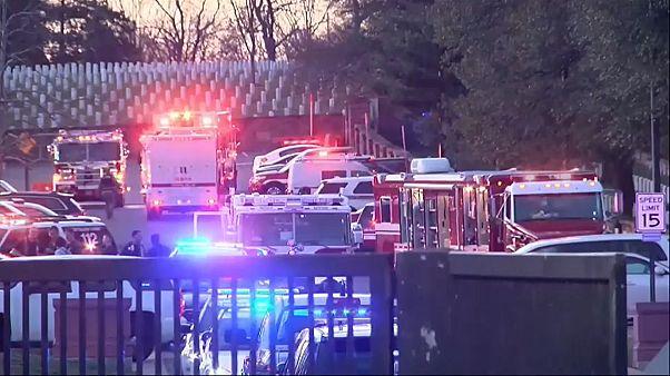 Virginia: lettera sospetta, tre persone in ospedale