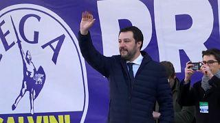 Matteo Salvini, da secessionista a sovranista