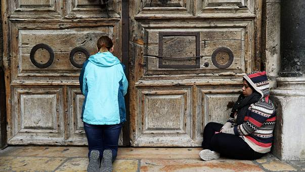 Kutsal Kabir Kilisesi yeniden açıldı