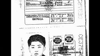 Il passaporto brasiliano di Kim Jong-un