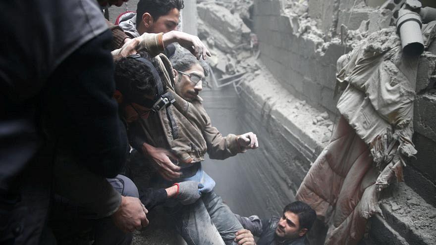 تقرير: حصيلة ضحايا قصف التحالف الدولي في سوريا والعراق  تتجاوز 6 آلاف ضحية