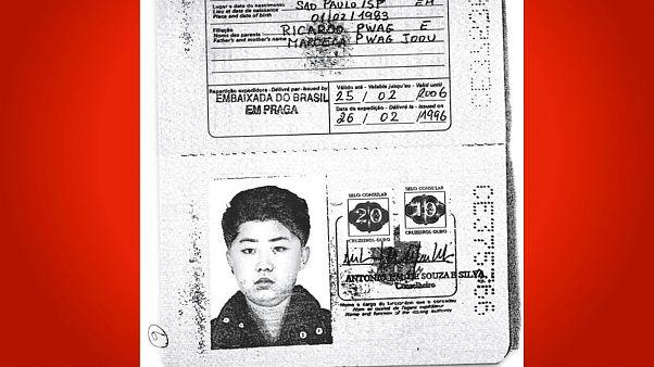 Β. Κορέα: Το βραζιλιάνικο διαβατήριο του Κιμ Γιονγκ Ουν