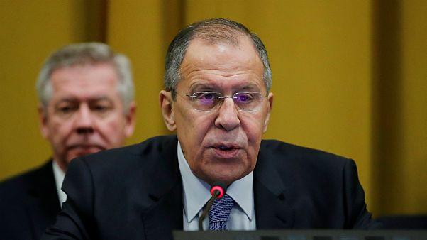 لاوروف: تا ریشه کن شدن تروریسم به حمایت از ارتش سوریه ادامه می دهیم