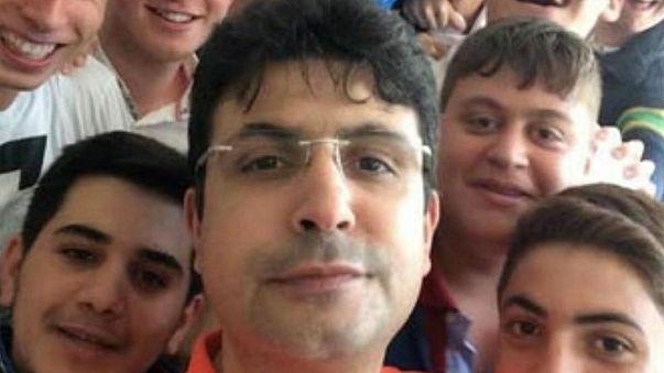 Turkish teacher 'given job back' 18 months after his death