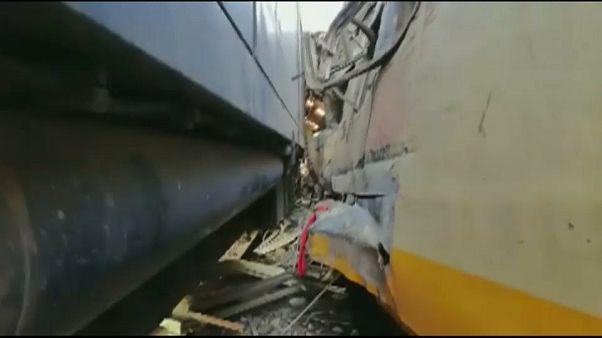 Egitto: incidente ferroviario nel nord del Paese, almeno 15 morti