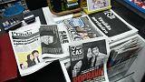 Lehozták a meggyilkolt újságíró félkész cikkét