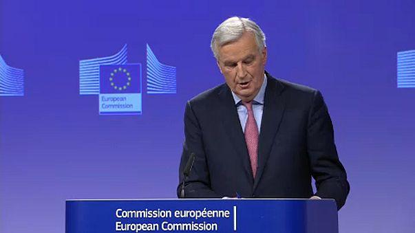 Barnier: Brexit'e sadece 13 ay kaldı