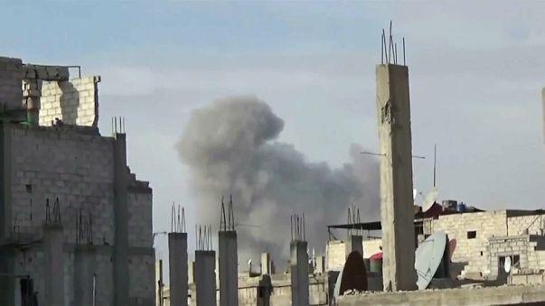 La ONU vincula a Corea del Norte con armas químicas en Siria