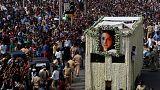 برگزاری مراسم تشییع پیکر سریدیوی در بمبئی با حضور خیل دوستداران
