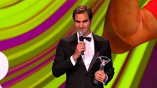 """Laureus 2018: Roger Federer é o """"desportista do ano"""""""