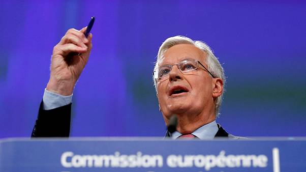 میشل بارنیه، مذاکره کننده ارشد اتحادیه اروپا برای برکسیت