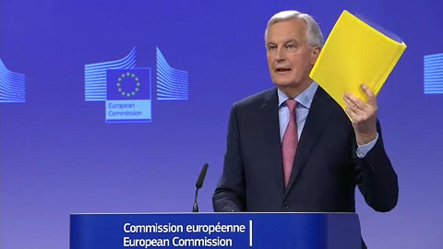 ЕС предложил Британии совместно регулировать остров Ирландия