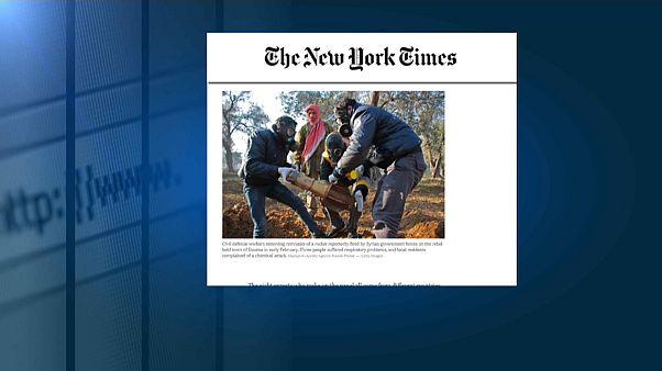Secondo il NYT la Corea del Nord ha dato armi alla Siria