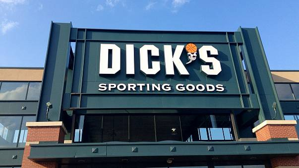 Dick's Sporting Goods will stop selling assault-style rifles