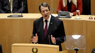 Anastasiades inicia novo mandato com acusações contra a Turquia