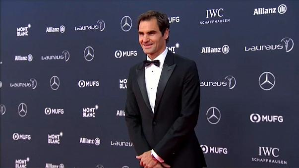 Roger Federer grand vainqueur des Laureus Awards