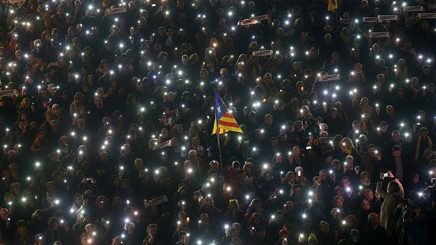 Un algoritmo para zanjar los debates sobre el número de manifestantes