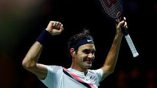 Federer Laureus Dünya Spor Ödülleri'ne damgasını vurdu